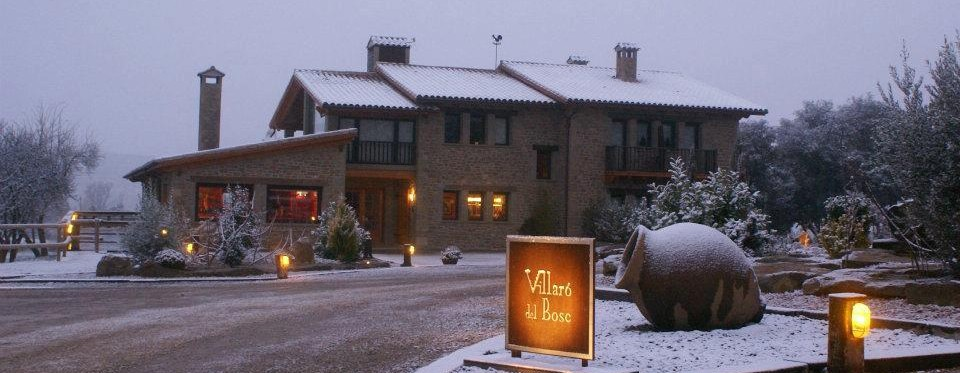hotel Villaró del Bosc